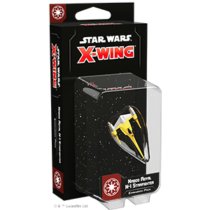 Star Wars X-Wing 2.0: Naboo Royal N-1 Starfighter