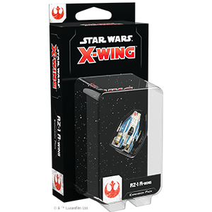 Star Wars X-Wing 2.0: RZ-1 A-WING