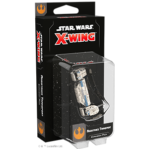 Star Wars X-Wing 2.0: Resistance Transport