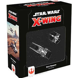 Star Wars X-Wing 2.0: SAWS RENEGADES