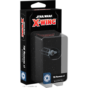 Star Wars X-Wing 2.0: TIE Advanced x1 Expansion Pack