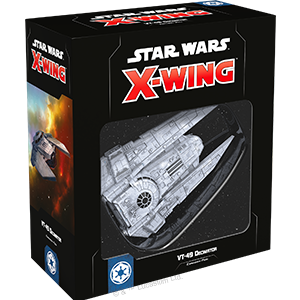 Star Wars X-Wing 2.0: VT-49 Decimator