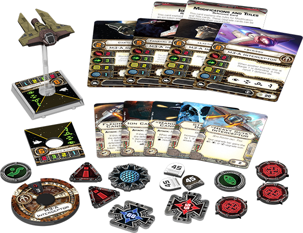 Star Wars X-Wing: M3-A [SALE]