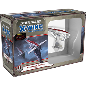 Star Wars X-Wing: Resistance Bomber [SALE]