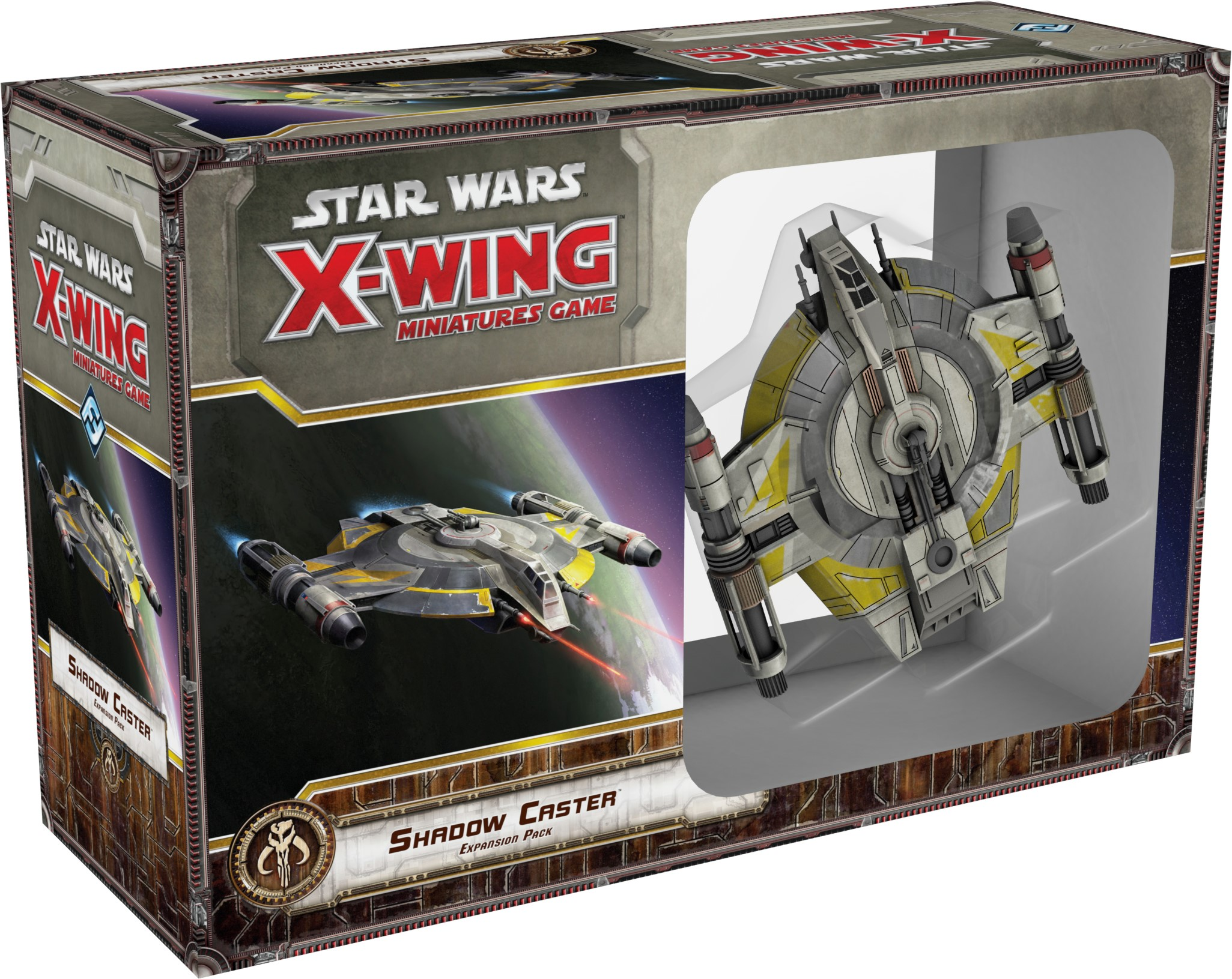 Star Wars X-Wing: Shadow Caster [SALE]