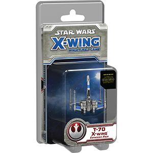 Star Wars X-Wing: T-70 [SALE]