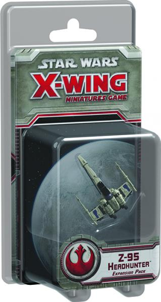 Star Wars X-Wing: Z-95 Headhunter Expansion Pack [SALE]