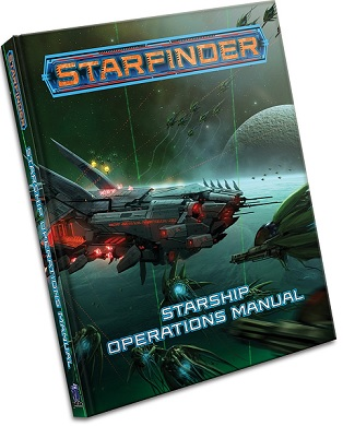 Starfinder: Starship Operations Manual