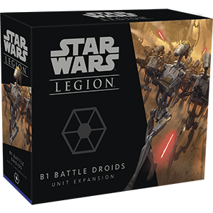 Stars Wars Legion: B1 Battle Droids