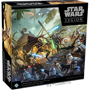 Stars Wars Legion: Clone Wars Core Set