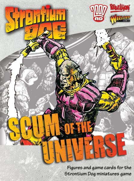Strontium Dog: Scum of the Universe