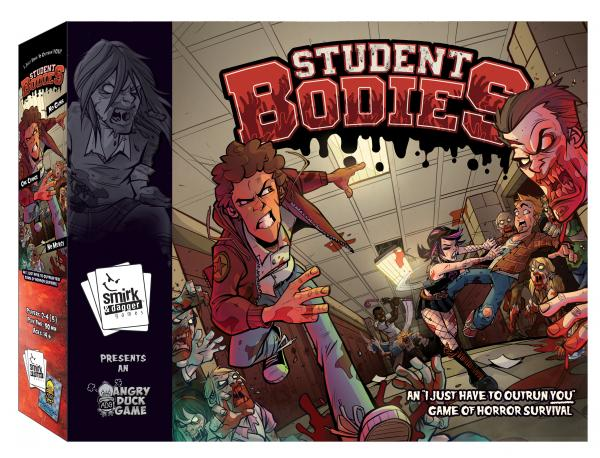 Student Bodies (Damaged)