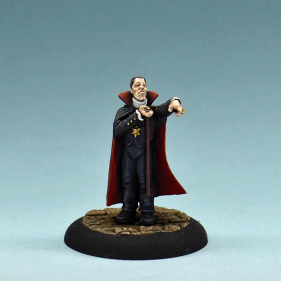 Studio Miniatures: Horror Characters- The Count