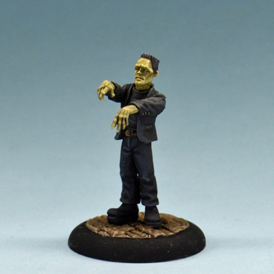 Studio Miniatures: Horror Characters- The Monster
