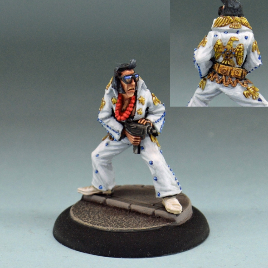 Studio Miniatures: Survivors: Aaron