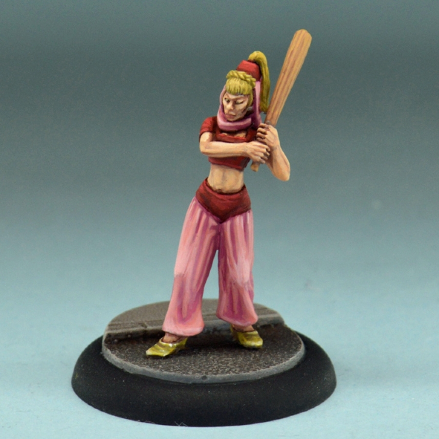 Studio Miniatures: Survivors: Barbara