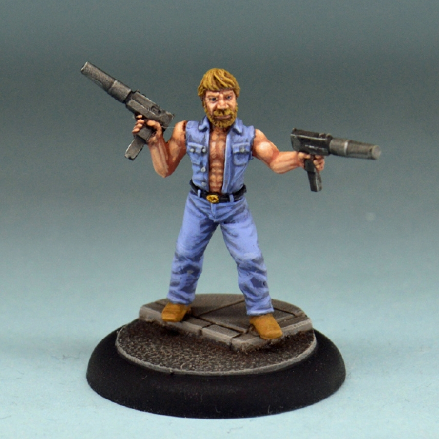 Studio Miniatures: Survivors: Chuck