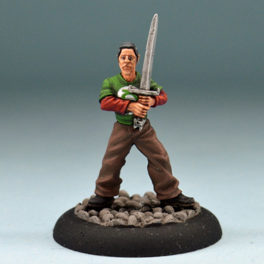 Studio Miniatures: Survivors: Jim