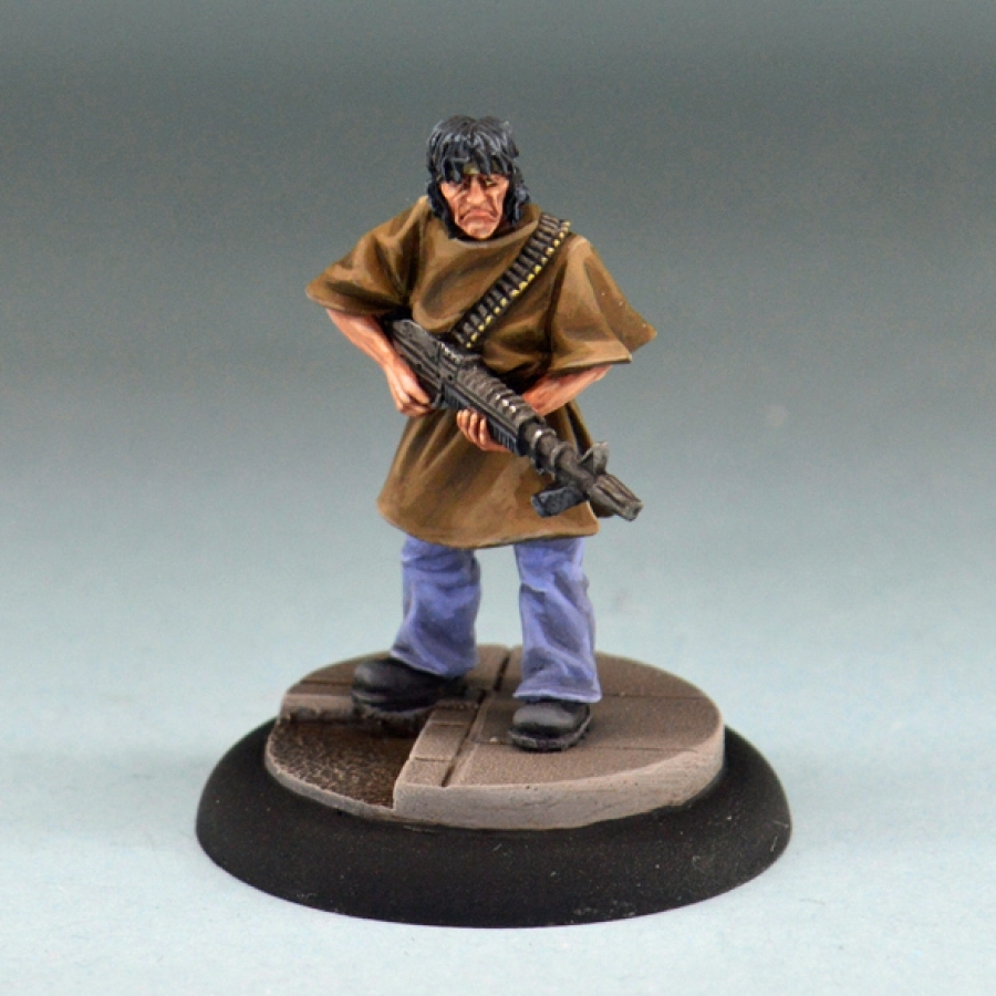 Studio Miniatures: Survivors: John