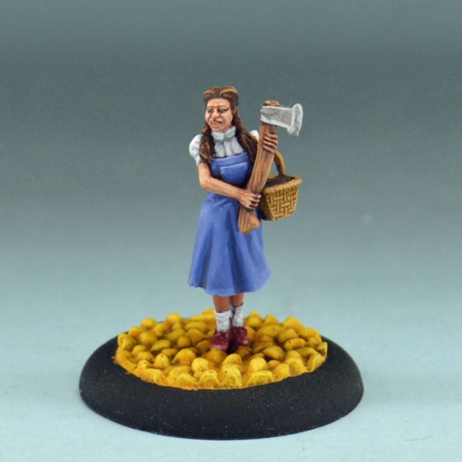 Studio Miniatures: Survivors: Judy