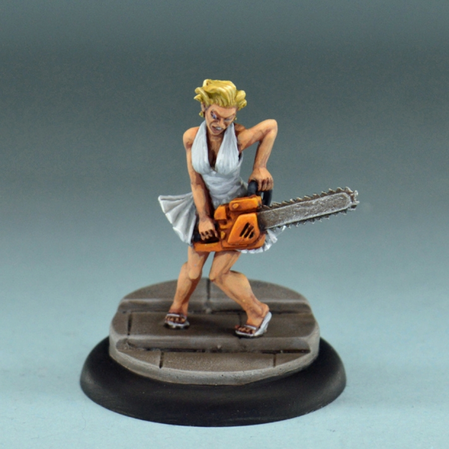 Studio Miniatures: Survivors: Norma Jean
