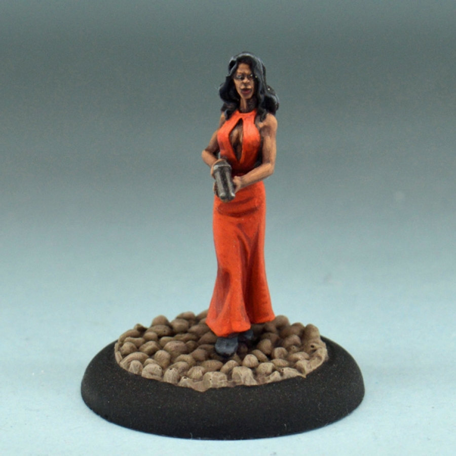 Studio Miniatures: Survivors: Pam