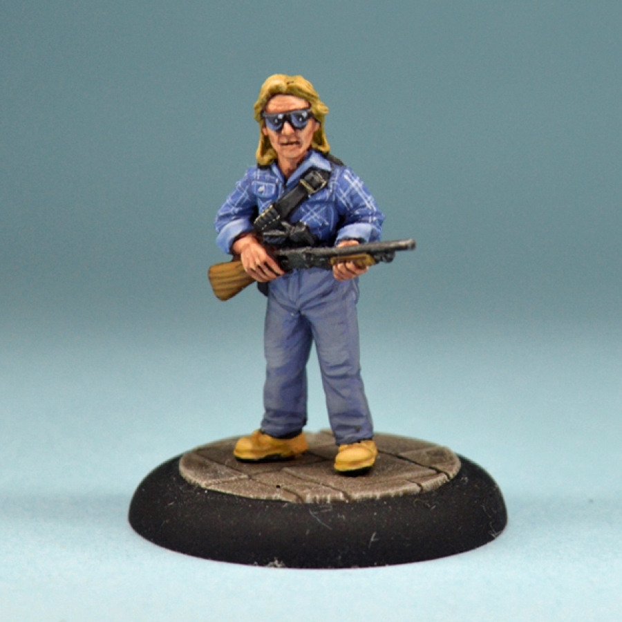 Studio Miniatures: Survivors: Roddy