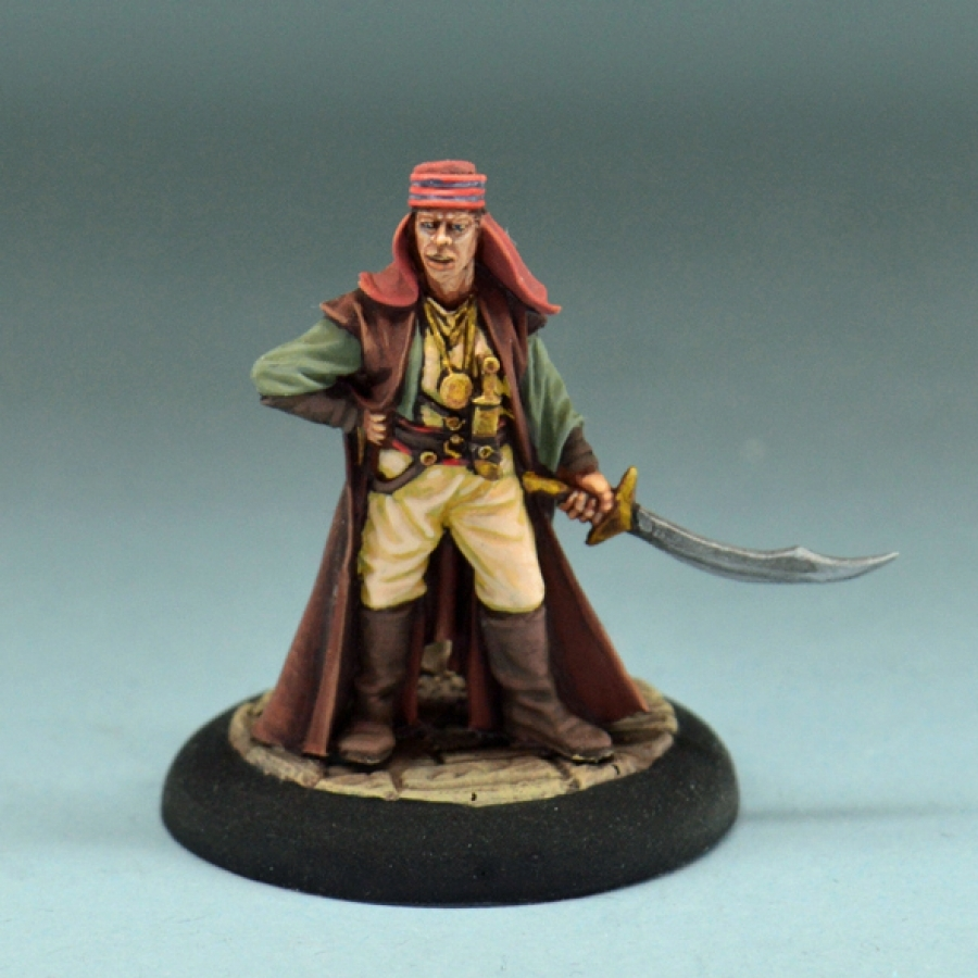 Studio Miniatures: Survivors: Rudy