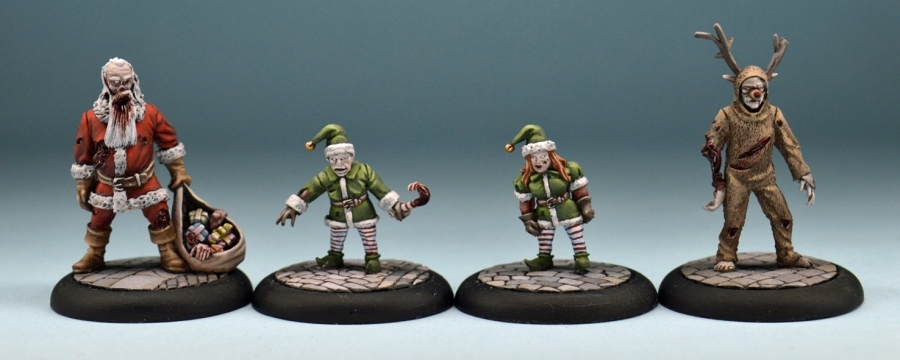 Studio Miniatures: A Christmas Nightmare