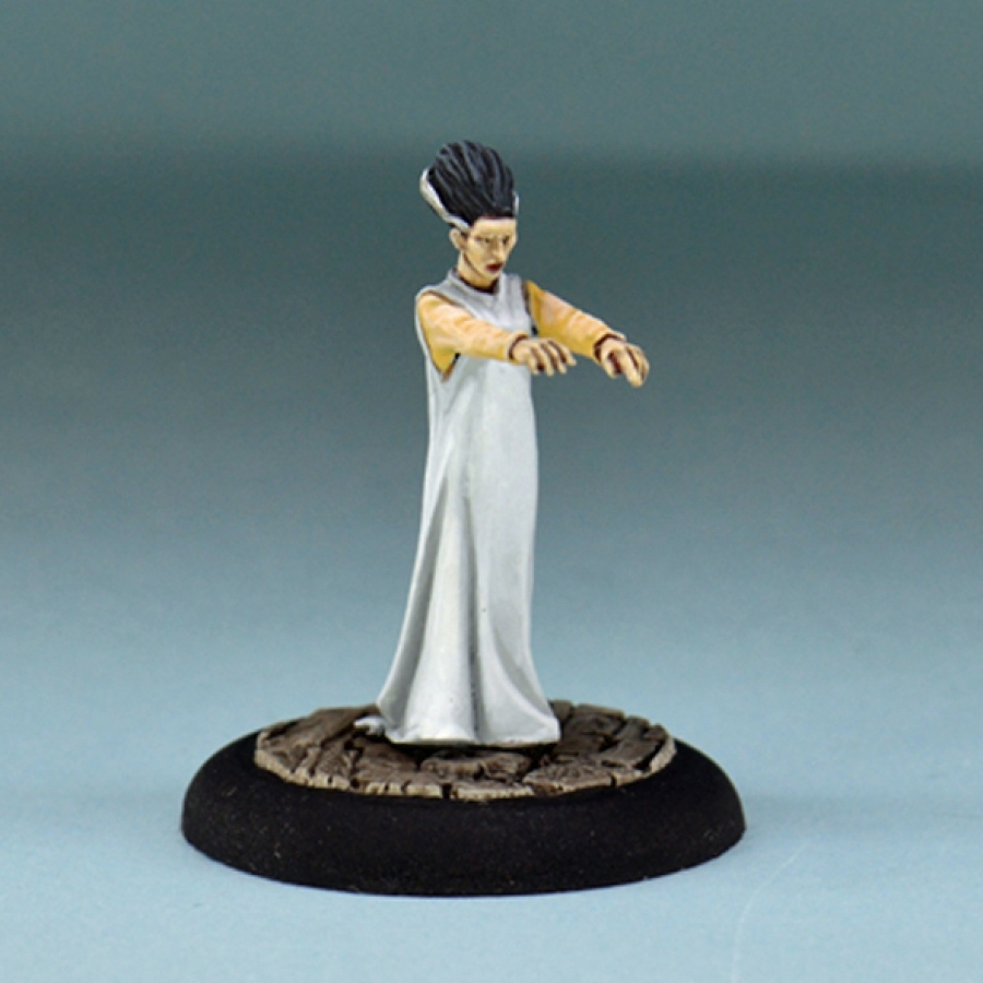 Studio Miniatures: Horror Characters- The Bride