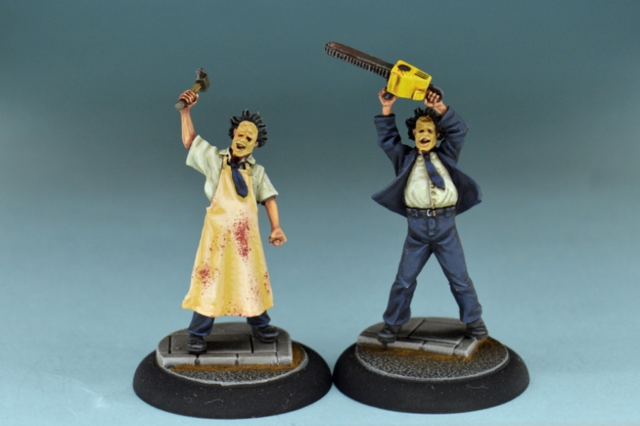 Studio Miniatures: Horror Characters- The Butcher Brothers