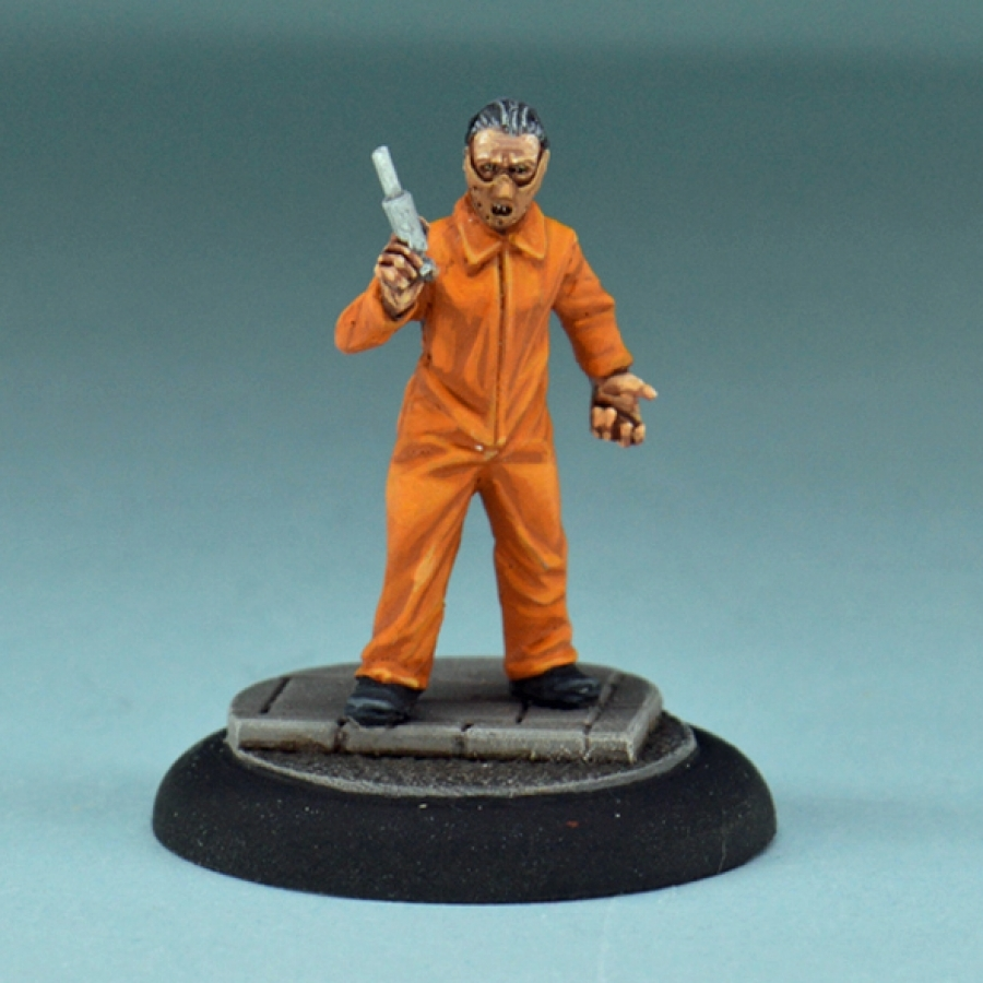 Studio Miniatures: Horror Characters- The Cannibal