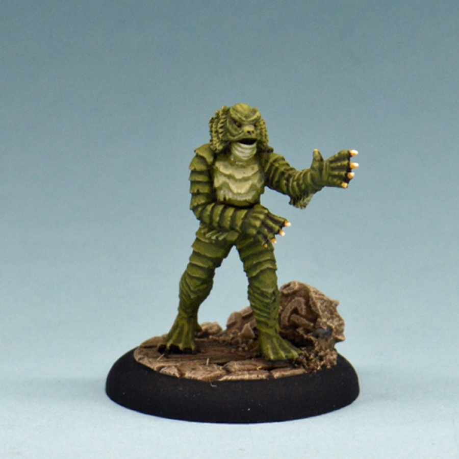 Studio Miniatures: Horror Characters- The Creature
