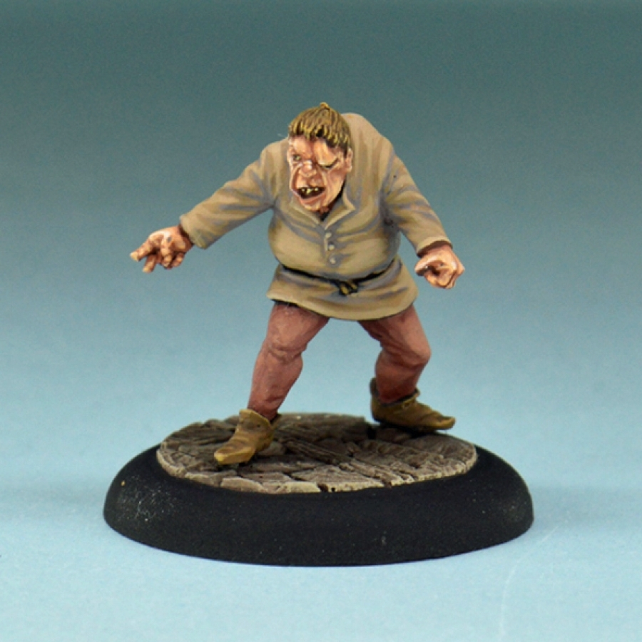 Studio Miniatures: Horror Characters- The Hunchback