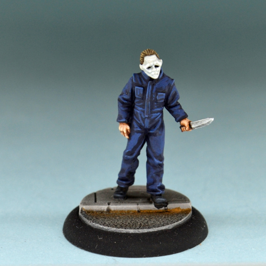 Studio Miniatures: Horror Characters- The Killer