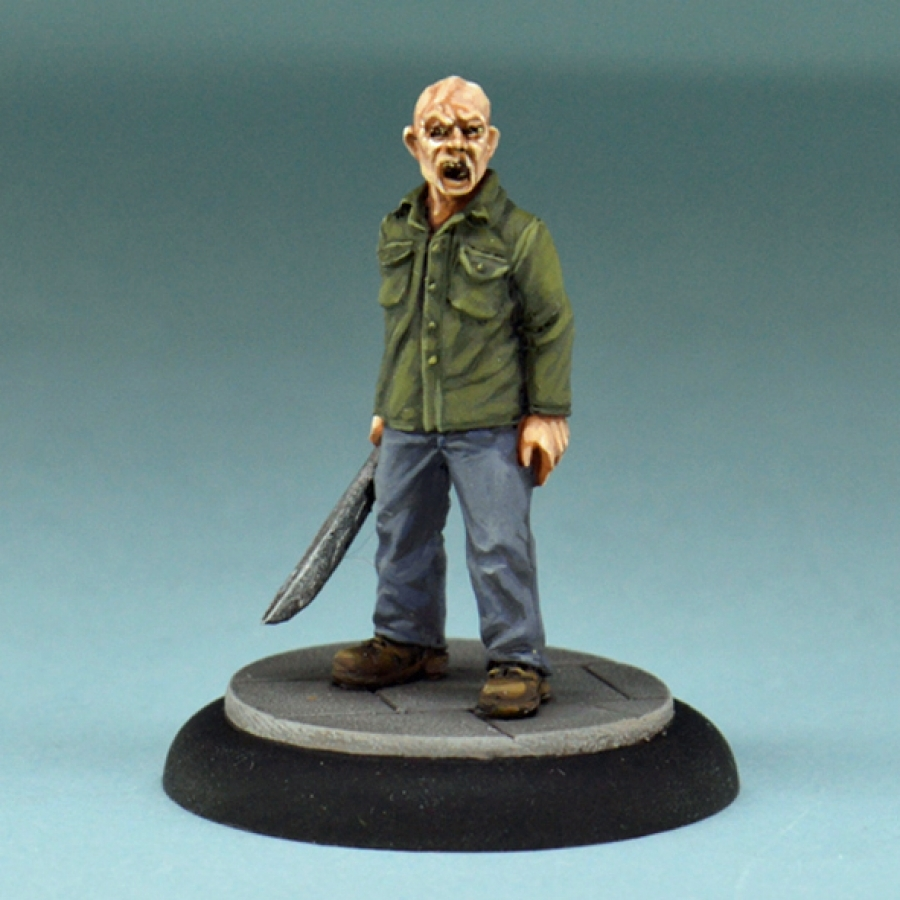 Studio Miniatures: Horror Characters- The Maniac Unmasked