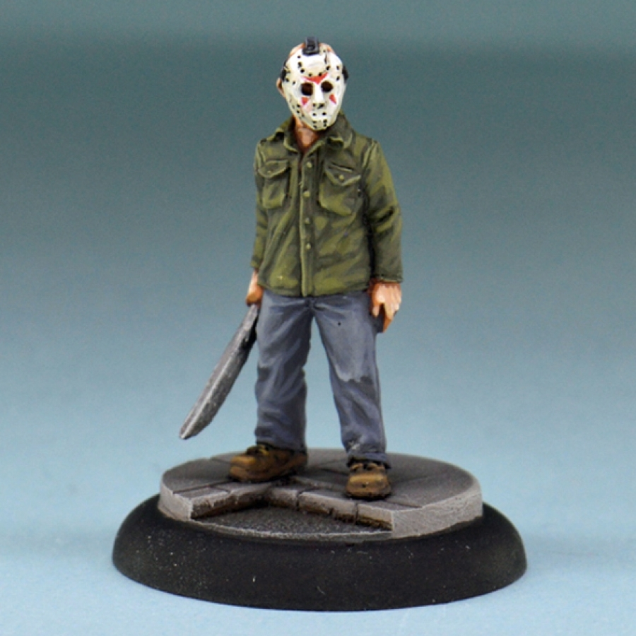 Studio Miniatures: Horror Characters- The Maniac