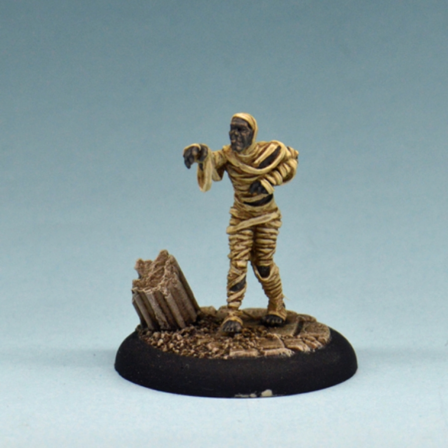 Studio Miniatures: Horror Characters- The Mummy