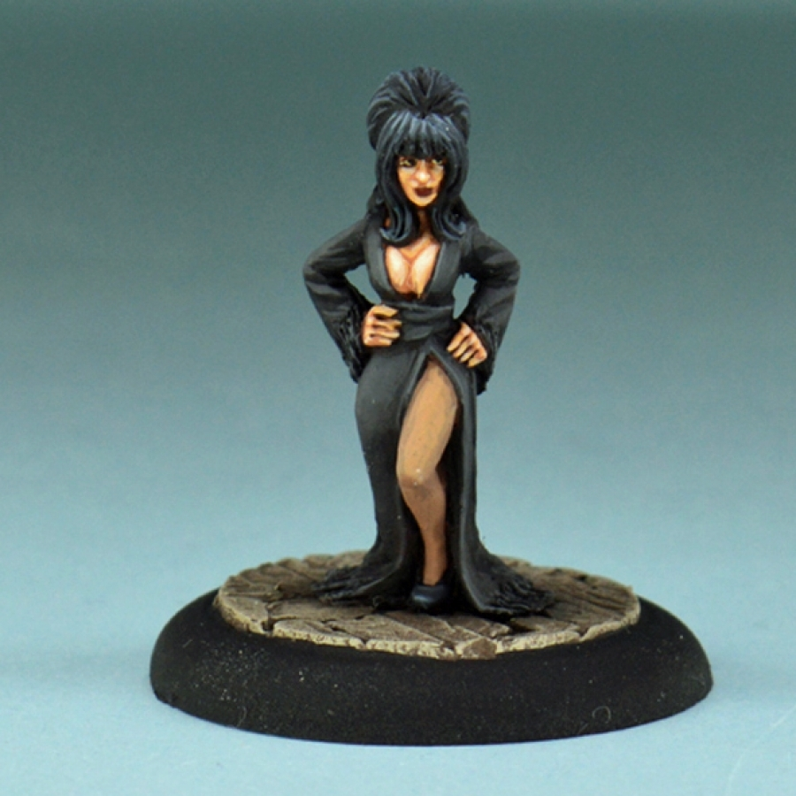 Studio Miniatures: Horror Characters- The Vamp