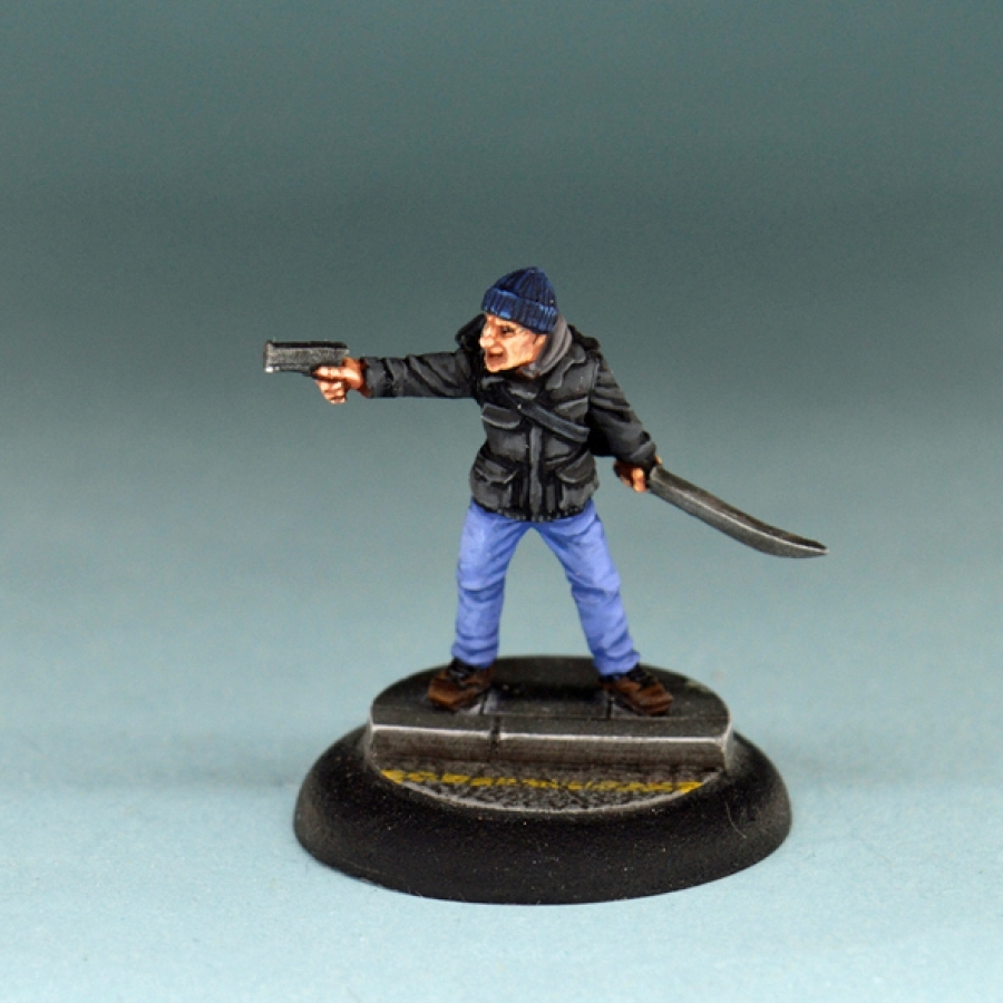 Studio Miniatures: Survivors: Corey