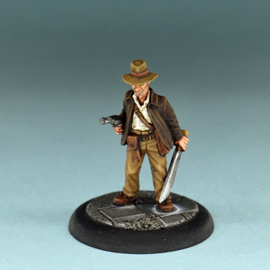 Studio Miniatures: Survivors: Henry