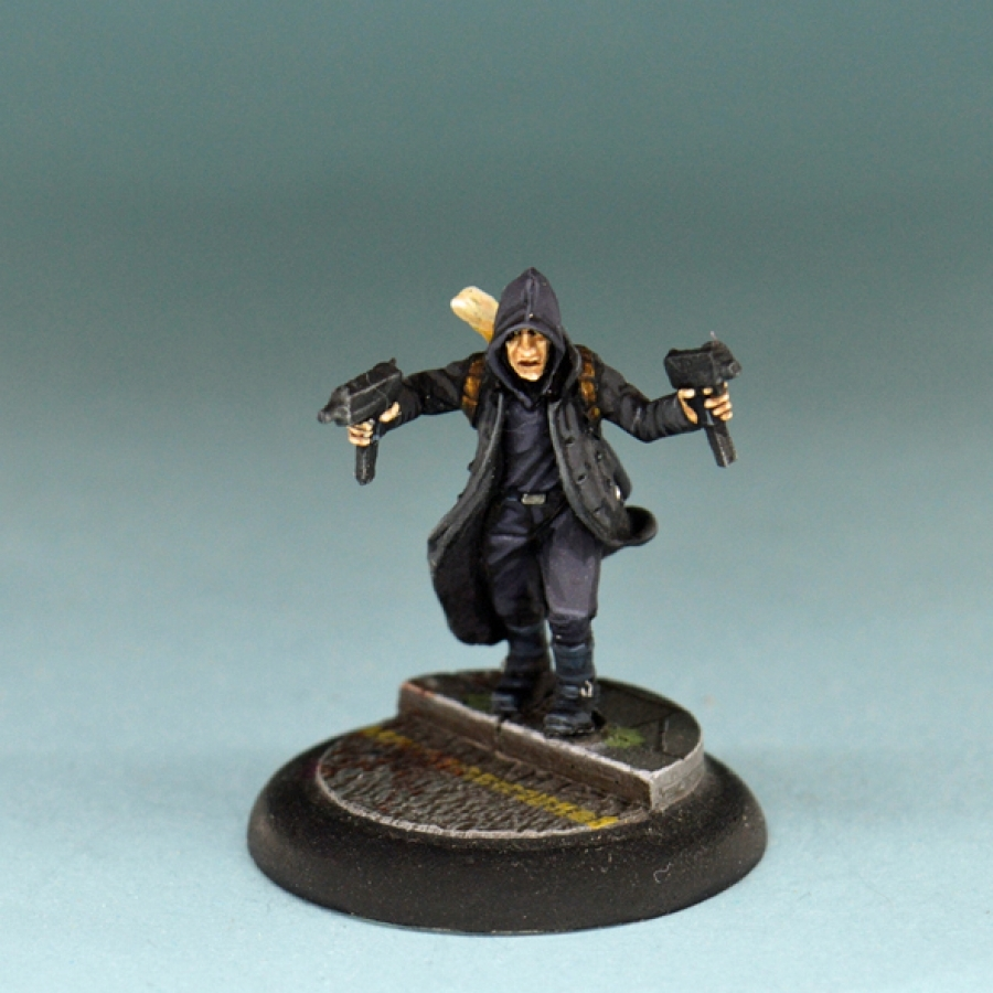 Studio Miniatures: Survivors: Quinn