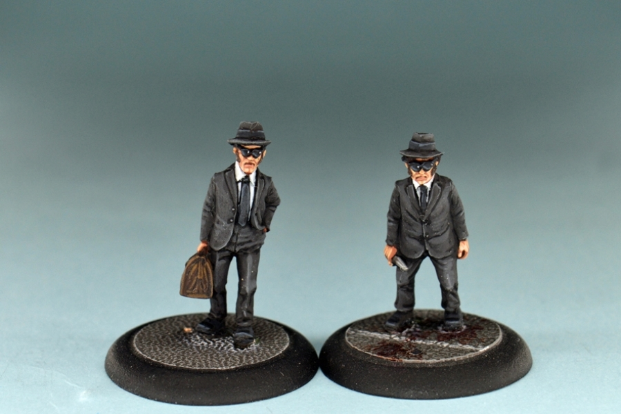 Studio Miniatures: Survivors: The Soul Brothers