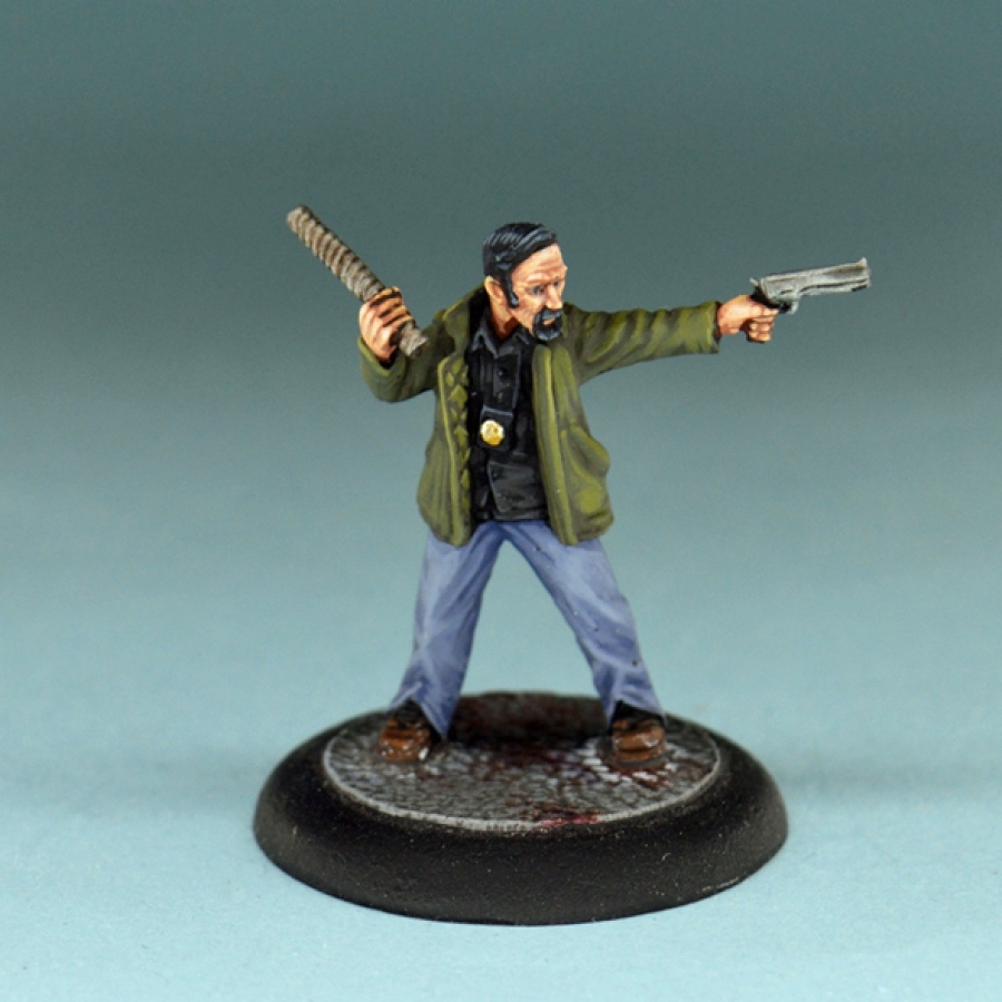 Studio Miniatures: Survivors: Vaz