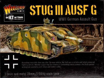 Bolt Action: German: Stug III ausf G