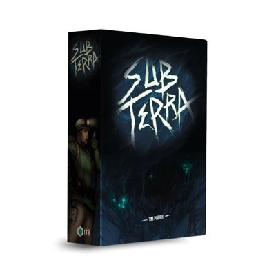 Sub Terra: Core Game [Damaged]