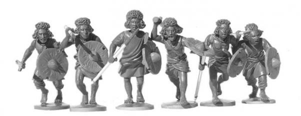 Perry: 28mm Historical: Sudanese Tribesmen 1881-1885