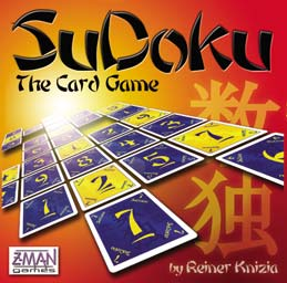 Sudoku The Card Game [SALE]