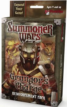 Summoner Wars: Grungor's Charge Reinforcement Pack [SALE]