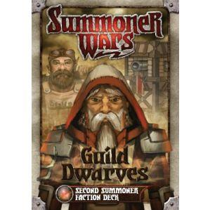 Summoner Wars: Guild Dwarves Second Summoner Faction Deck (SALE)